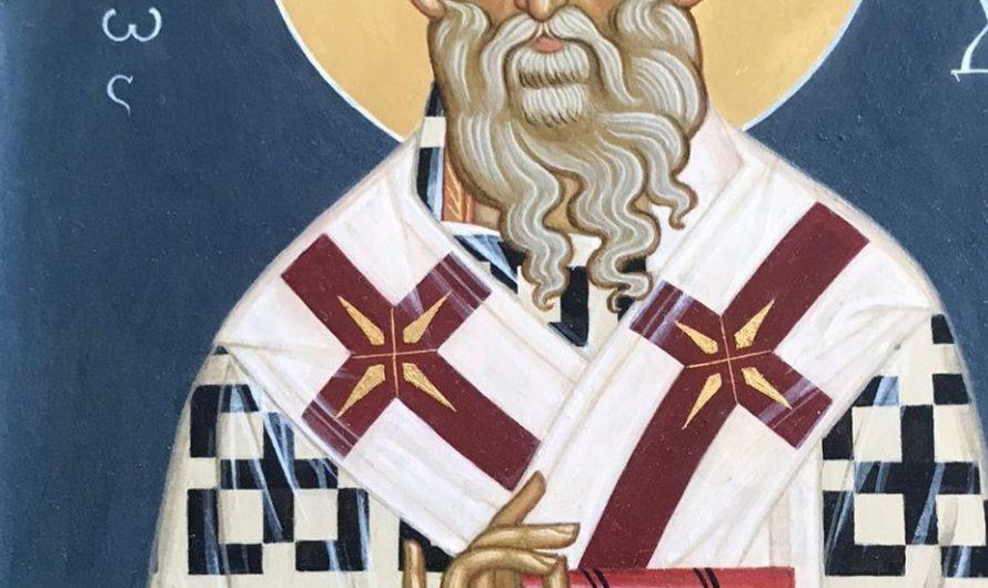 Божественная Литургия в храме Святителя Спиридона Тримифунтского при ФКУ ИК-1