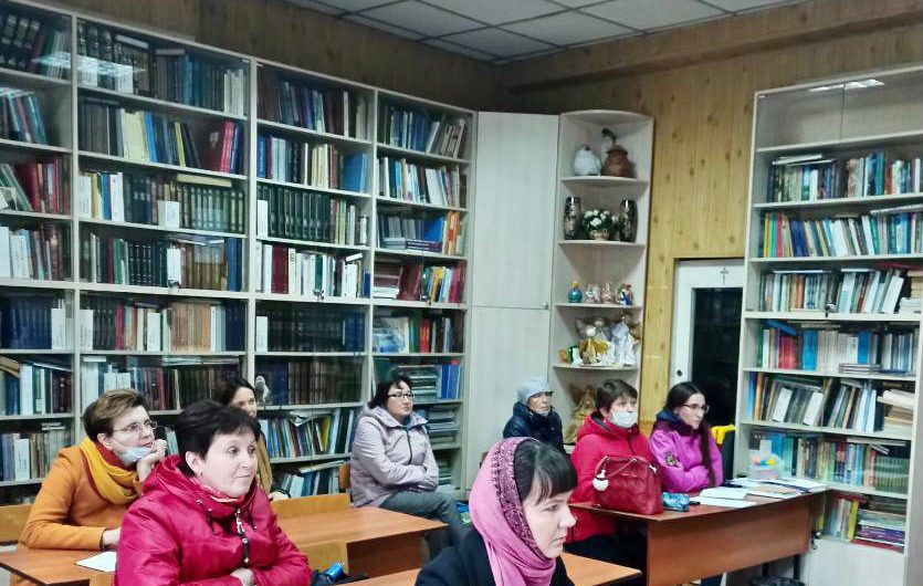 Светские педагоги повышают квалификацию в преподавании учебного модуля Основы православной культуры